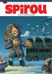(Recueil) Spirou (Album du journal) -356- Spirou album du journal