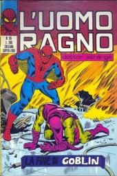 L'uomo Ragno V1 (Editoriale Corno - 1970)  -65- La Fine di Goblin