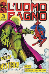 L'uomo Ragno V1 (Editoriale Corno - 1970)  -66- La Follia di Mysterio!