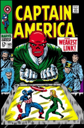 Captain America (Marvel comics - 1968) -103- The weakest link