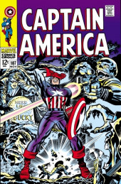 Captain America (Marvel comics - 1968) -107- If the past be not dead