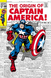 Captain America (Marvel comics - 1968) -109- The hero that was!