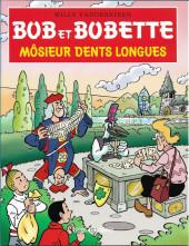 Bob et Bobette (Publicitaire) -Kruidvat1- Môsieur dents longues