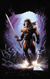 Conan the Barbarian Vol 3 (Marvel - 2019) -3VR02- Portacio Variant Textless