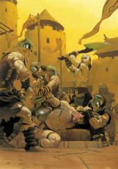 Conan the Barbarian Vol 3 (Marvel - 2019) -3VR05- Textless