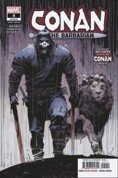 Conan the Barbarian Vol 3 (Marvel - 2019) -4VR01- Second Printing Variant