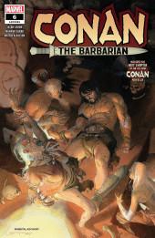 Conan the Barbarian Vol 3 (Marvel - 2019) -6A- The Life & Death of Conan: part six - The Sole Survivor