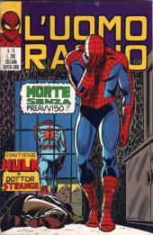 L'uomo Ragno V1 (Editoriale Corno - 1970)  -76- Morte senza preavviso!!