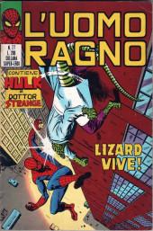 L'uomo Ragno V1 (Editoriale Corno - 1970)  -77- Lizard Vive!