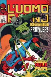 L'uomo Ragno V1 (Editoriale Corno - 1970)  -79- La Notte di Prowler!