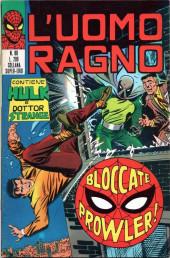 L'uomo Ragno V1 (Editoriale Corno - 1970)  -80- Bloccate Prowler!