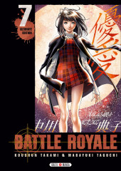 Battle Royale -INT7- Volume 7 - Ultimate Edition