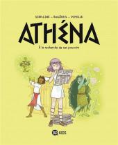 Athena -2- À la recherche de son pouvoir