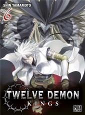 Twelve Demon Kings -6- Tome 6