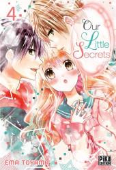 Our Little Secrets -4- Tome 4
