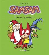 SamSam (2e Série) -4- Qui veut un cadeau ?