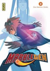 MarbleGen Origines -3- Tome 3
