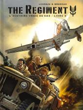 Regiment (The) - L'Histoire vraie du SAS -3- Livre 3