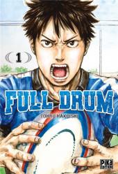 Full drum -1- Tome 1