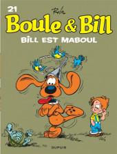 Boule et Bill -02- (Édition actuelle) -21d2019- Bill est maboul