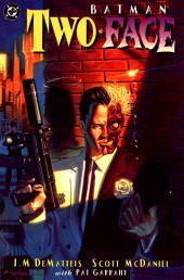 Batman/Two-Face: Crime and Punishment (1995) - Batman/Two-Face: Crime and Punishment