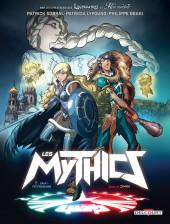 Les mythics -8- Saint-Pétersbourg