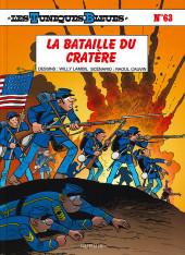 Les tuniques Bleues -63- La bataille du Cratère