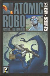 Atomic Robo -3- Retour en horreur