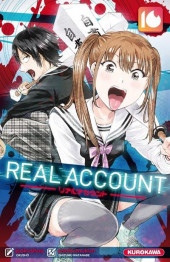 Real Account -16- Tome 16