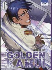 Golden Kamui -16- Tome 16
