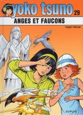 Yoko Tsuno -29- Anges et faucons