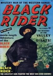 Black Rider (Atlas - 1950) -8- Valley of Giants!