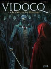 Vidocq (Banovic/Nolane) -3- Le cadavre des illuminati