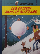 Lucky Luke - La collection (Hachette 2018) -1822- Les Dalton dans le blizzard