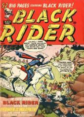 Black Rider (Atlas - 1950) -11- Redmen On The Warpath!