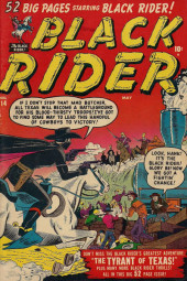 Black Rider (Atlas - 1950) -14- The Tyrant of Texas!