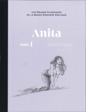 Les grands Classiques de la Bande Dessinée érotique - La Collection -8989- Anita - Tome 1