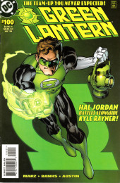 Green lantern (1990) -100VC- In Brightest Days Past