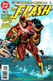 Flash (The) Vol.2 (DC comics - 1987) -135- Three of a Kind 3 of 3