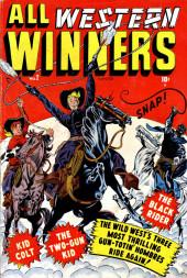 All Winners (puis All-Western Winners et Western Winners) (Timely/Atlas/Marvel - 1948) -2- All-Western Winners