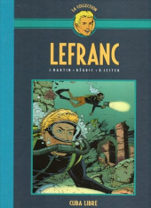 Lefranc - La Collection (Hachette) -25- Cuba libre