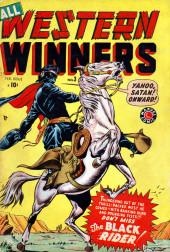 All Winners (puis All-Western Winners et Western Winners) (Timely/Atlas/Marvel - 1948)