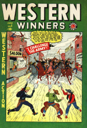All Winners (puis All-Western Winners et Western Winners) (Timely/Atlas/Marvel - 1948) -5- I Challenge the Army!