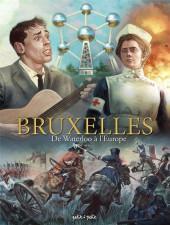 Bruxelles -3- De Waterloo à l'Europe