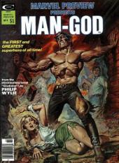 Marvel Preview (Marvel comics - 1975) -9- Man-god!