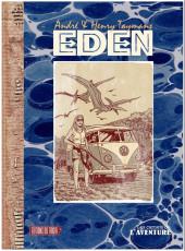 Les carnets de l'aventure -2- Eden