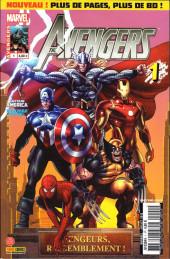 Avengers (Marvel France - 2012) [2] -1- H.A.M.M.E.R Rassemblement