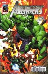Avengers (Marvel France - 2012) [2] -4- Vision du futur