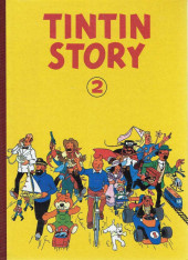 Tintin - Divers - Tintin Story 2