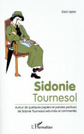 (AUT) Hergé - Sidonie Tournesol - Autour de quelques papiers et paroles perdues de Sidonie Tournesol